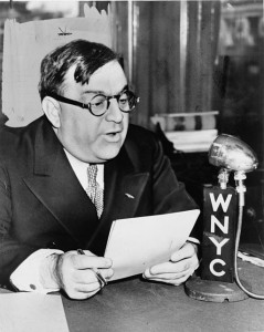 Photo of Mayor LaGuardia
